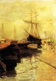 Odessa, Port