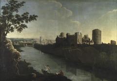 Pembroke Castle and Landscape