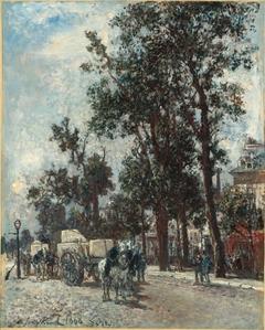 Place d'Enfer, Paris