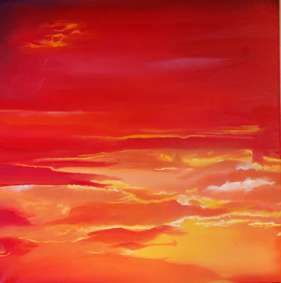Por do Sol no Costa do Sol / Sunset of Costa do Sol