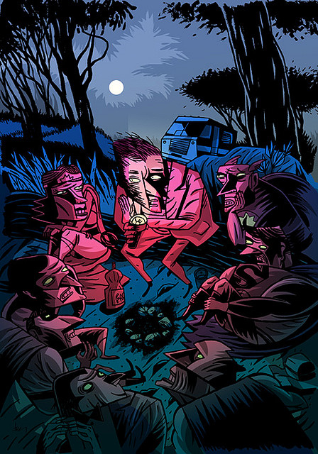 portada ComicRoad #1