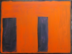 PORTAL 2; 10.20.12; 30in X 40in; Oil on Canvas; Steve Hendrickson