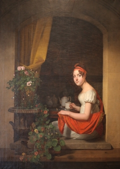 Portrait d'Adéone