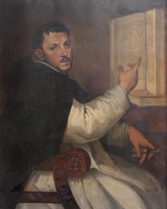 Portrait d'Ignazio Danti