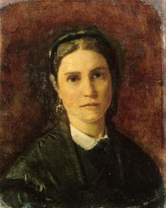 Portrait de Léonie d'Aunet
