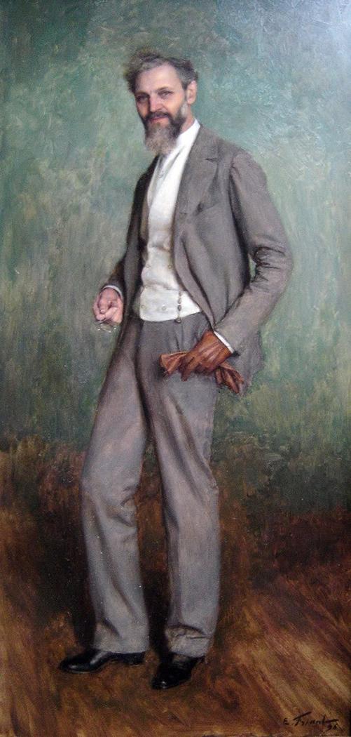 Portrait de M. Paul