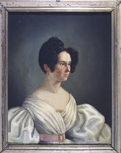 Portrait de madame Autard de Bragard