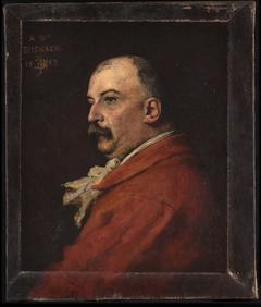 Portrait de William Busnach