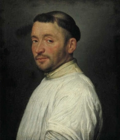 Portrait of a Camaldulense friar