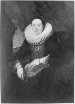 Portrait of a woman, ca. 1618-1619