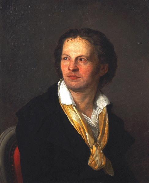 Portrait of Charles-Louis Trudaine de Montigny