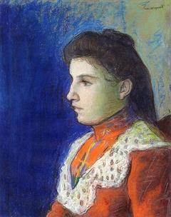Portrait of Clémentine