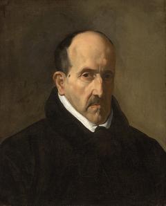 Portrait of Don Luis de Góngora
