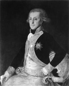 Portrait of El General Ricardos