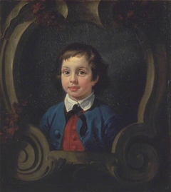 Portrait of George Osborne, later John Ranby Jnr