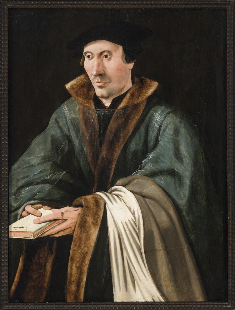 Portrait of George van Egmond