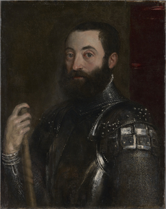 Portrait of Guidobaldo II della Rovere, Duke of Urbino