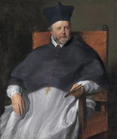 Portrait of Jan Malderus, bishop of Antwerp