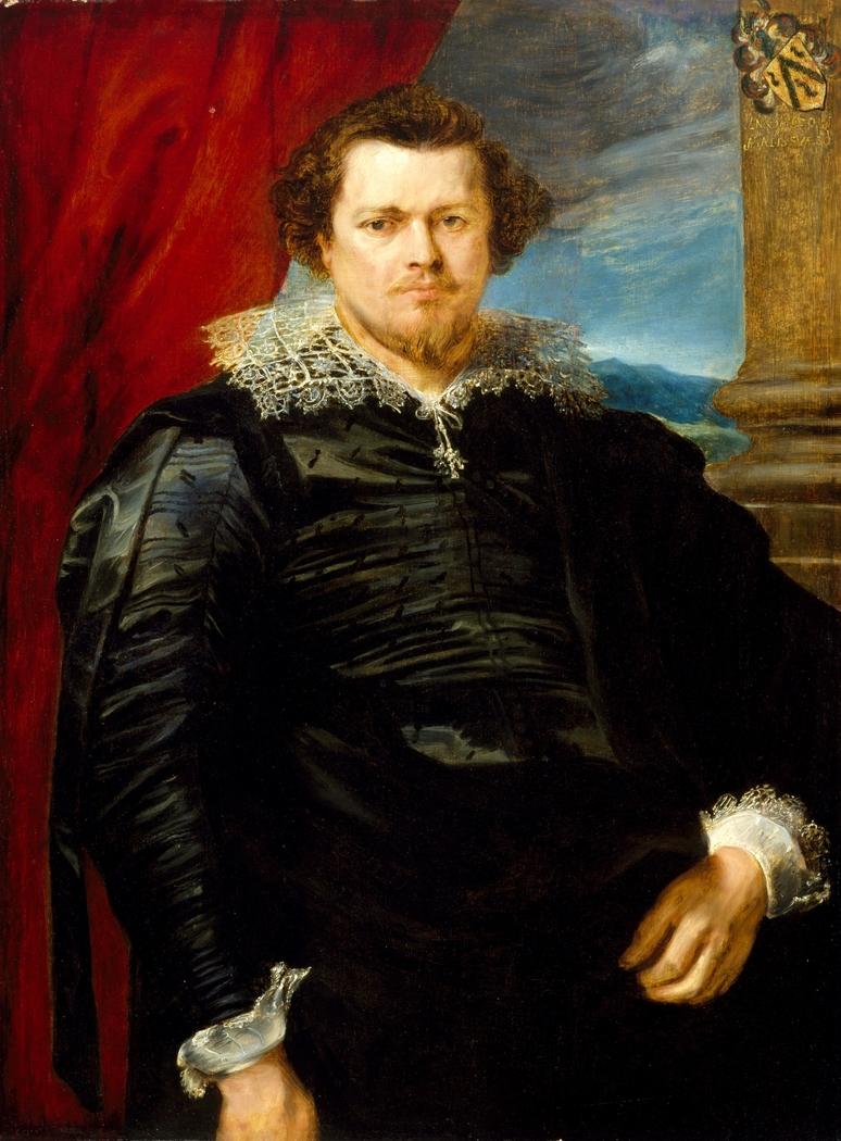 Portrait of Jaspar de Charles van Nieuwenhoven