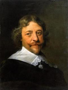 Portrait of Johann Maximilian zum Jungen