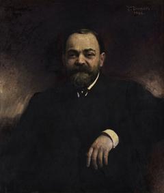 Portrait of Joseph Reinach
