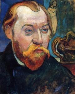 Portrait of Louis Roy