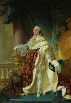 Portrait of Louis XVI of France