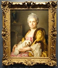 Portrait of Madame Fréret d'Héricourt