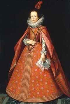 Portrait of Margherita de' Medici