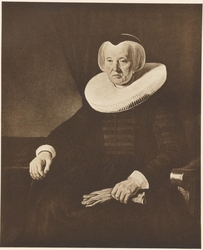 Portrait of Maria Caamerling