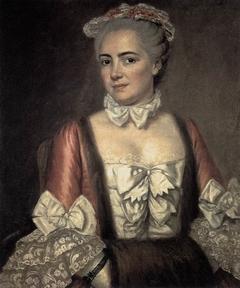Portrait of Marie-Francoise Buron