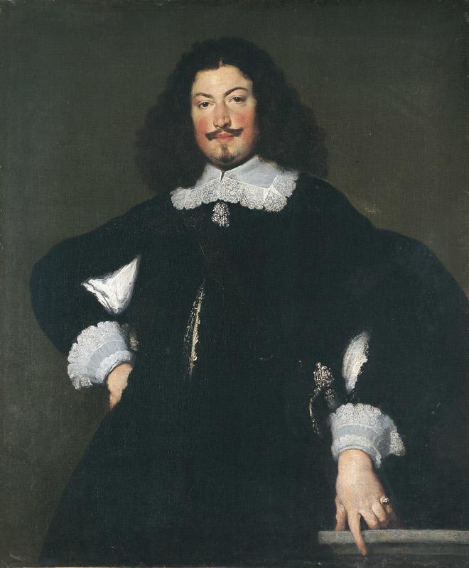 Portrait of Martino Widmann
