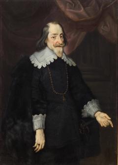 Portrait of Maximilian I, Elector of Bavaria