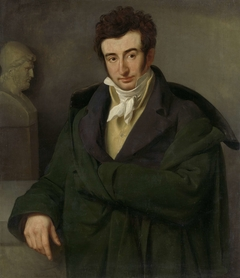 Portrait of Paulus Joseph Gabriël