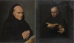 Portrait of Rogerius De Jonghe