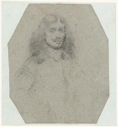 Portret van een (Spaanse?) heer, ten halven lijve, naar rechts