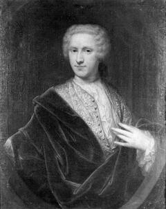 Portret van Jacob Carel Martens (1711-1758)
