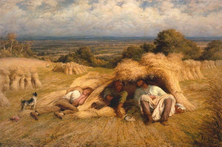 Reapers, Noonday Rest