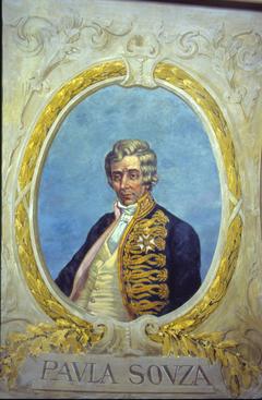 Retrato de Francisco de Paula Sousa e Melo