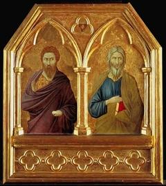 Saint Bartholomew and Saint Andrew