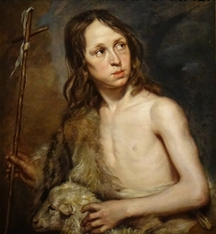 Saint John the Baptist as a Boy
