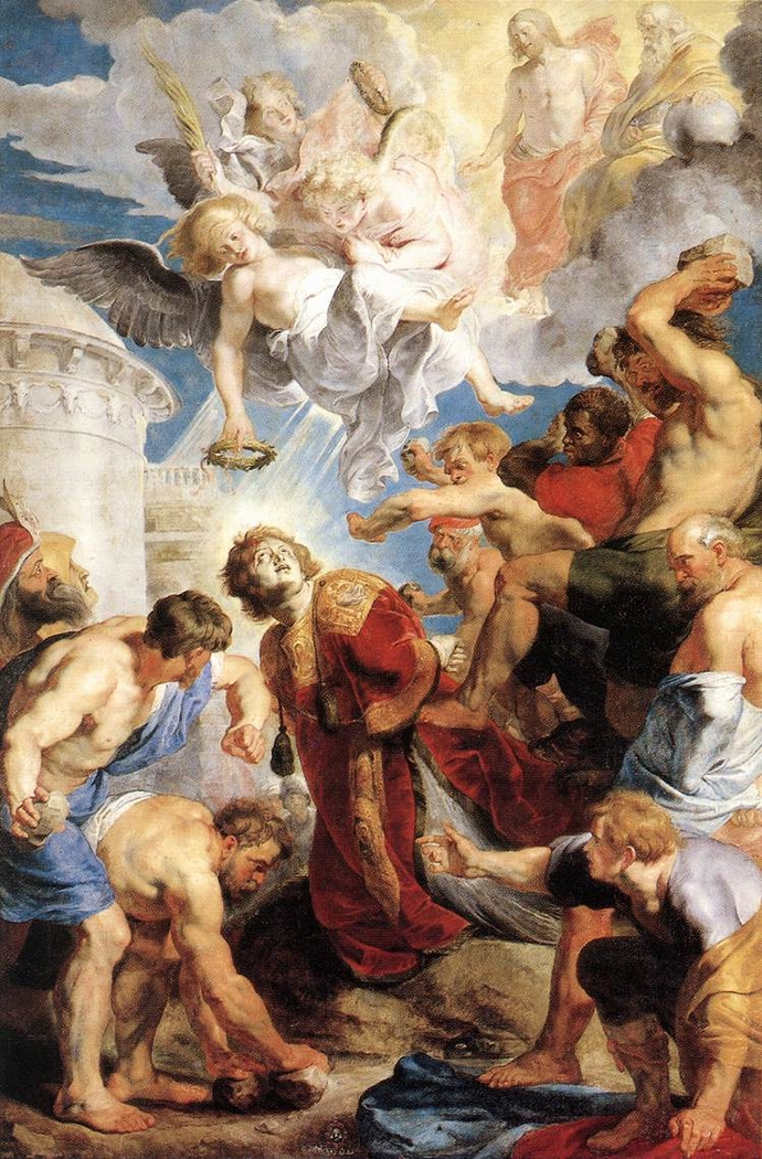 Saint Stephen Triptych