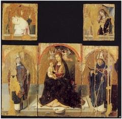San Gregorio Polyptych