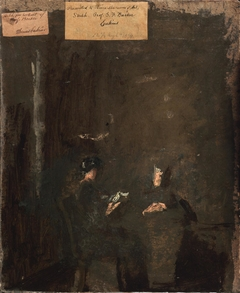 Seated Figures