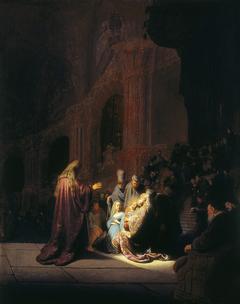 Simeon's song of praise
