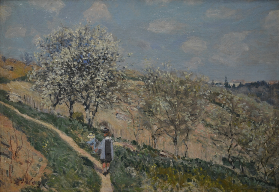 Spring at Bougival