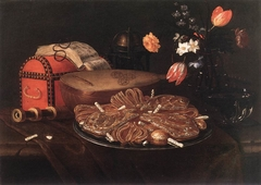 Still Life with the Five Senses