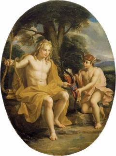 Story of Apollo - Apollo and Mercury