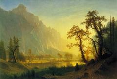 Sunrise, Yosemite Valley