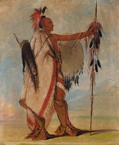 Tál-lee, a Warrior of Distinction